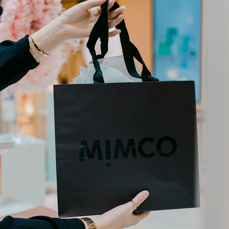Image of MIMCO bag by PaperPak